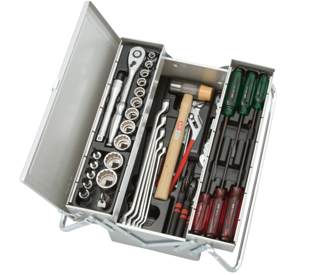Ktc Toolbox Set With 53 Pcs For Pro Use - Buy Pro Use High Quality  Toolbox,Steal Made High Standard Model,Pro Use Entry Model Product on  Alibaba com