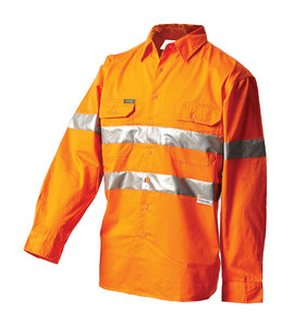 Men's Work Wear Shirt / Uniform/ Special Uniform / Bangladesh made Long Sleeve Short Sleeve Reflective Safety Shirt