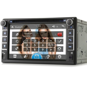 "Erisin ES6536G 6.2"" Autoradio 2 Din DVD GPS for Universal"