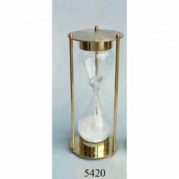 Nautical Royal Navy Sand Timer Decorative Hourglass Buy Nautical - Decorative-hourglass