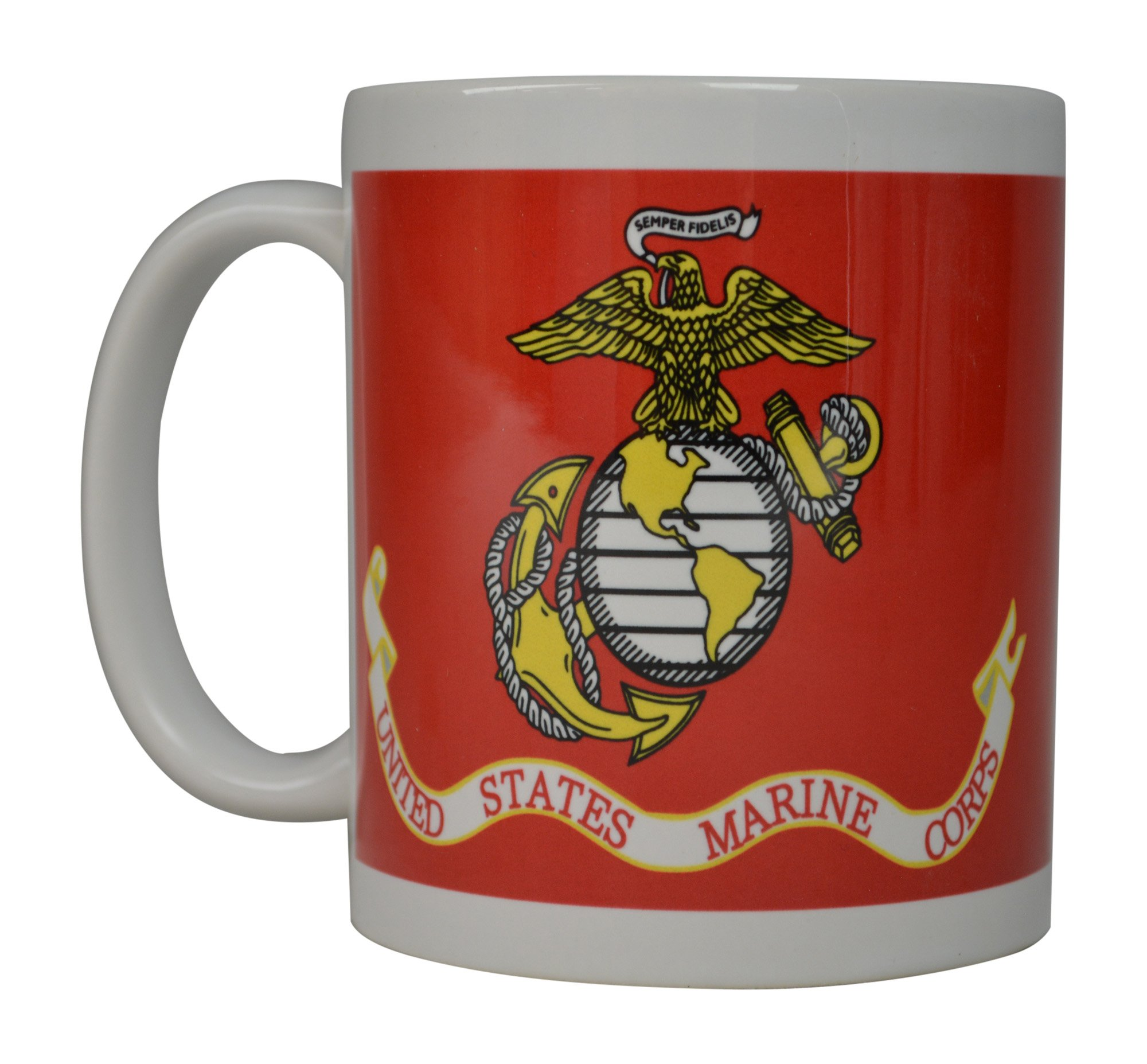 Get Quotations · Best Coffee Mug USMC United States Marine Corps Red Novelty Cup Gift Idea Military Veteran (  sc 1 st  Alibaba.com & Cheap Marine Corps Gift Ideas find Marine Corps Gift Ideas deals on ...
