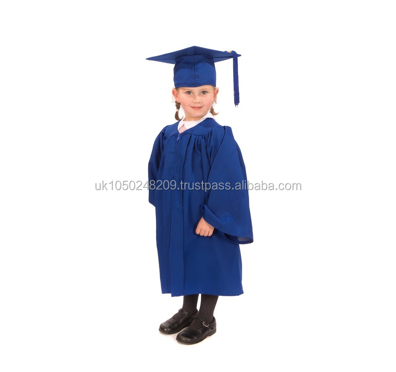 Fantastic Child Graduation Gown Motif - Images for wedding gown ...