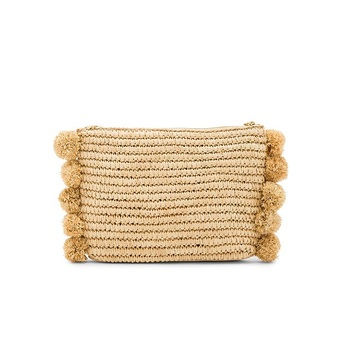 Grand 2019 naturel petit sac pochette