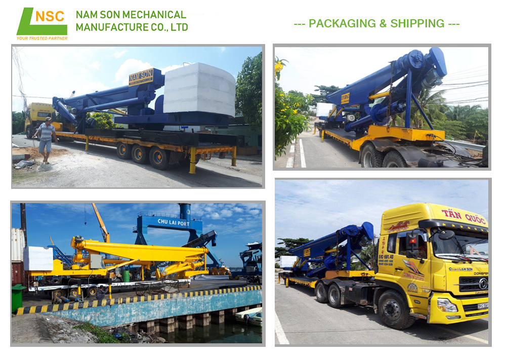 Top Seller For Conveying Cement From Barge To Tank Truck Silo Custom Logo Ship Unloader Cement