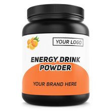 Private Label Energy Drink Poeder