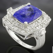 Latest single stone designs tanzanite rings,different types stones