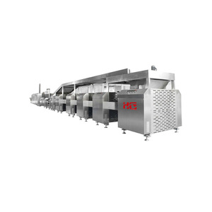 Complete fully automatic bread making production line