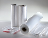 Top grade soft transparent packaging plastic film roll suitable for food packing