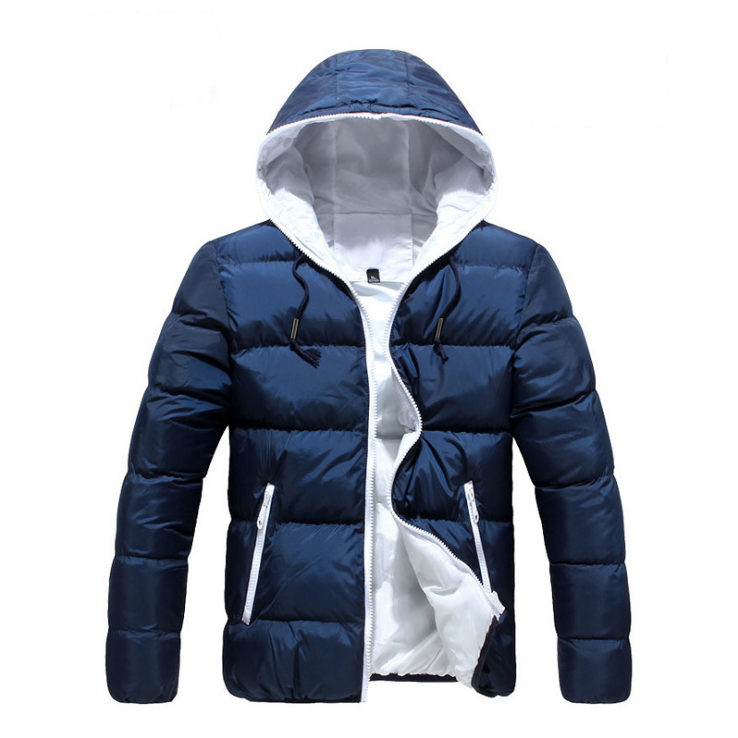 Men's Clothing New Winter Coldproof Thick Down Jacket Men Warm Waterproof Male Fashion 90% White Duck Down Coat Long Down Hood Parkas To Produce An Effect Toward Clear Vision