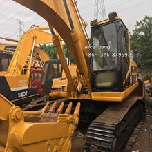 USED construction Caterpillar 330b crawler excavator machine CAT 325BL 320BL used excavator
