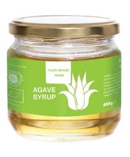 Sirup <span class=keywords><strong>Agave</strong></span>/<span class=keywords><strong>Nektar</strong></span> Vegan dan Vegetarian Pemanis Alami <span class=keywords><strong>Organik</strong></span> | Private Label | Massal