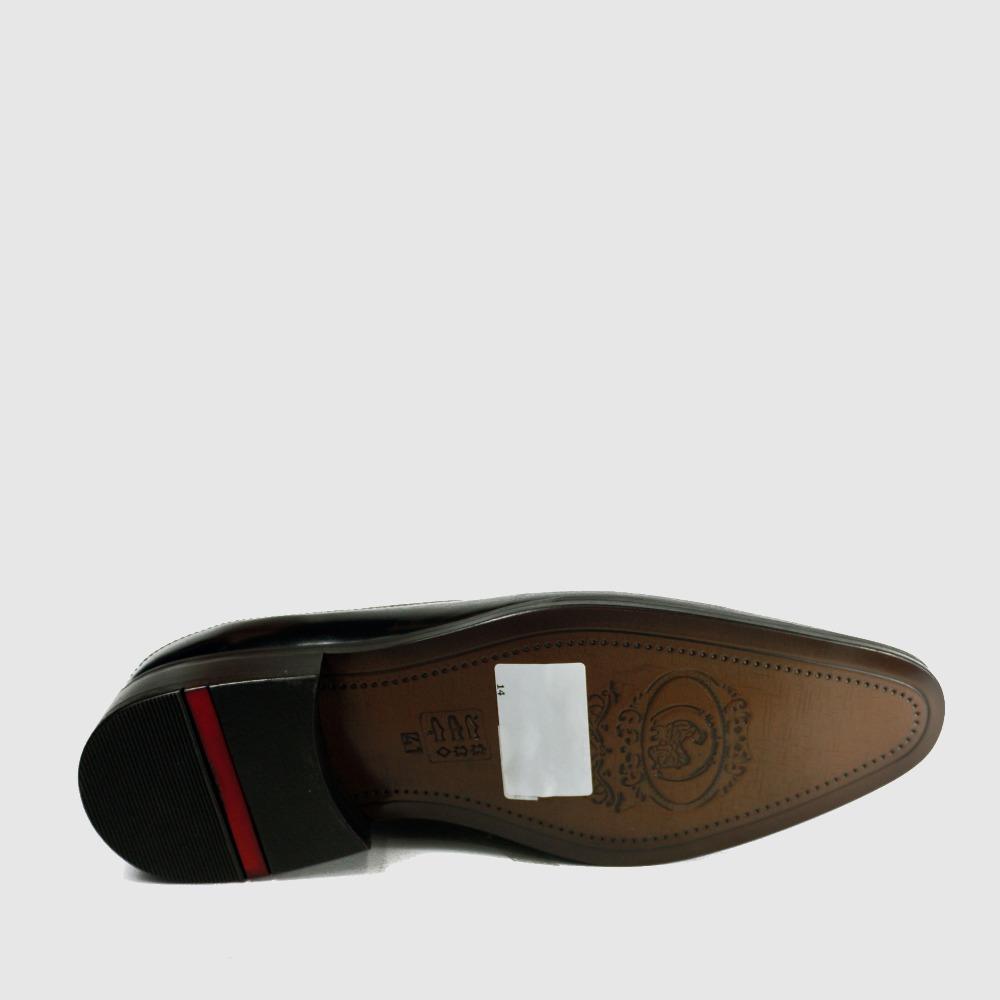 High Shoes Fashion Leather Dress Men Luxury Quality Shoes Premium End Genuine RwBdTS