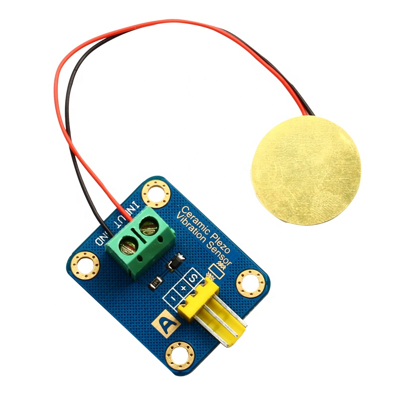 ALSRobot Ceramic Piezoelectric Vibration Sensor for avr arduino microcontroller