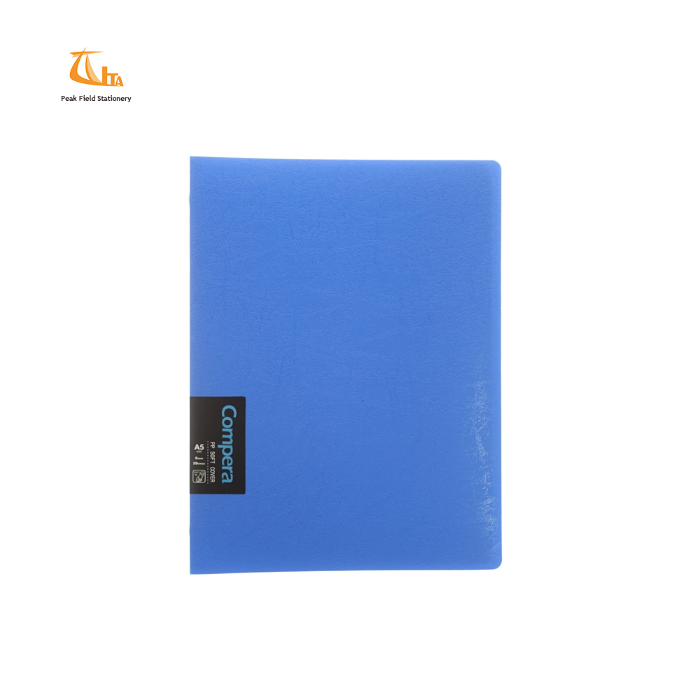 Custom Made Plastic Soft Cover A5 A6 Size Ring Binder
