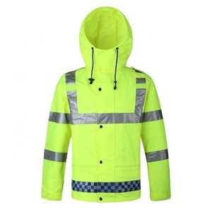 High visibility reflective apparel work uniform hi vis safety work pants