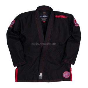 Custom Shoyoroll Comp XVI Winter Black ***Brand New*** gi syr shoyo bjj