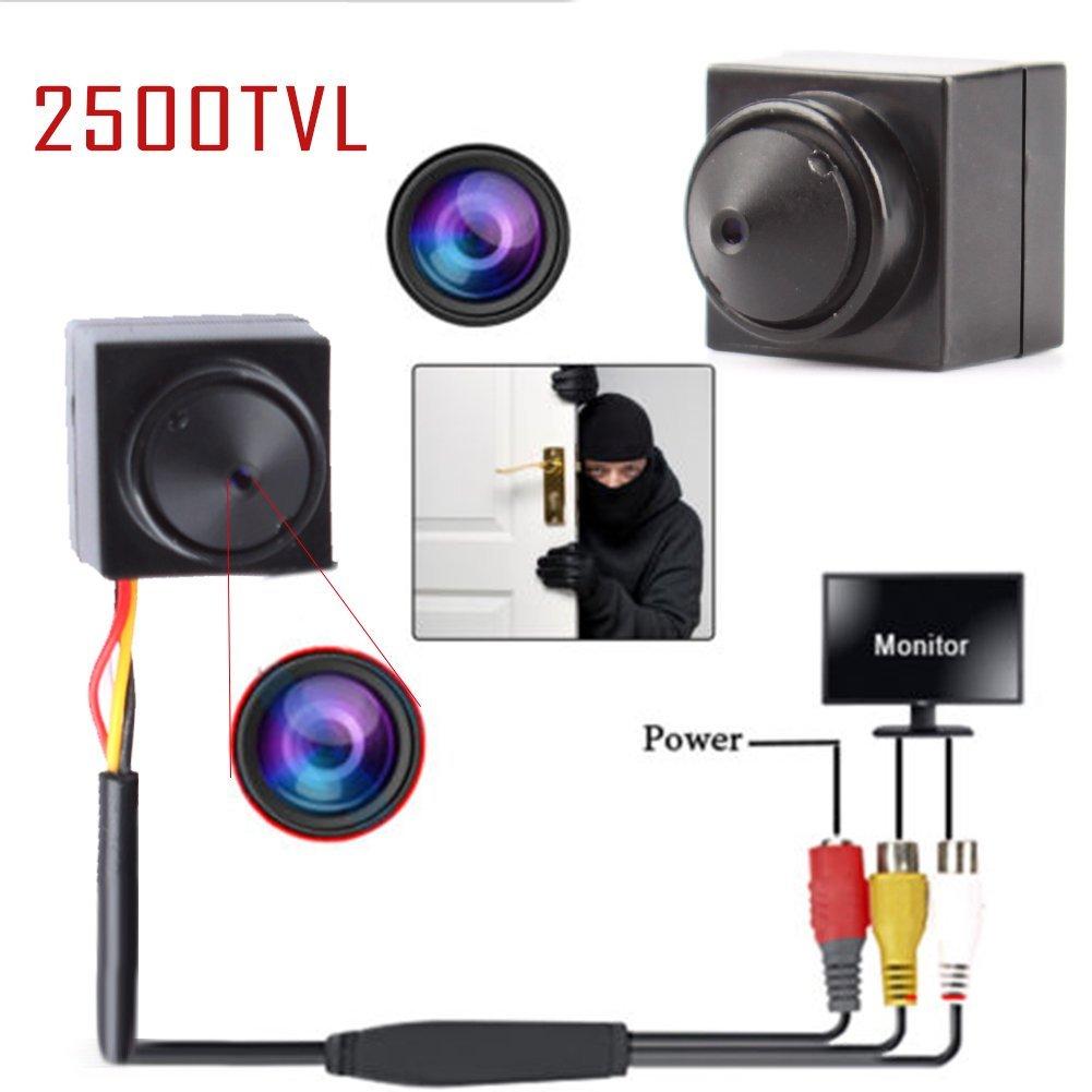 AHD 2500TVL tiny Mini micro spy hidden screw 1.3MP Camera video ahd HD Camera