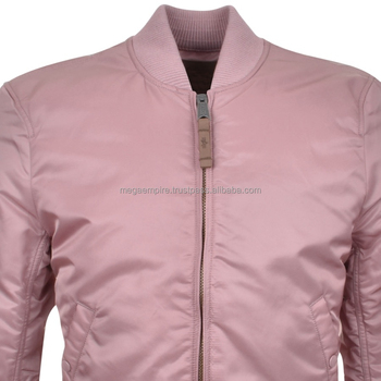 55628cc13 Wholesale Men Nylon Men's Bomber Jackets MA-1 B-15 Flight Jackets, Pink  Bomber Jackets, View wholesale men nylon mens bomber jackets ma1 B15 flight  ...
