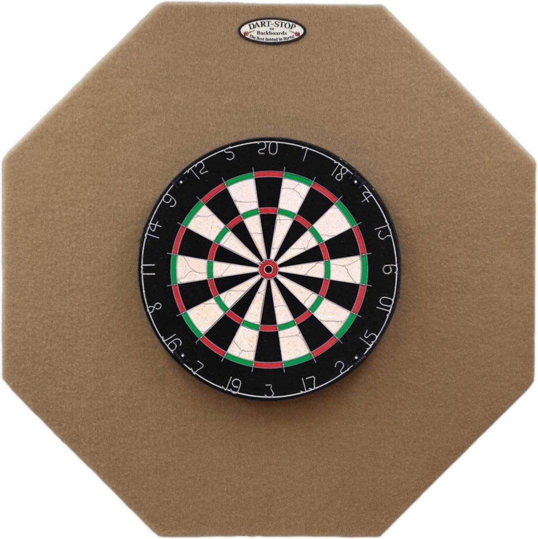 "36"" Professional Dartboard Backboard, Octagonal"