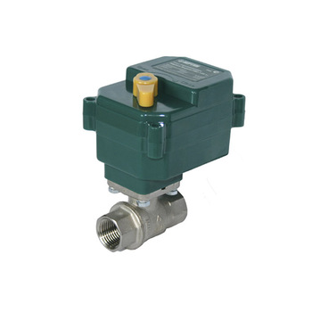 Q911 12V Stainless steel motorized ball valve