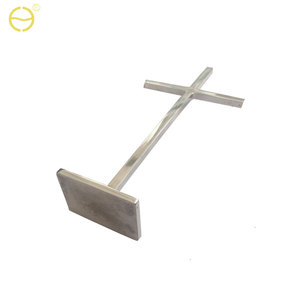 Fashion Stainless Steel Custom casting Christian cross