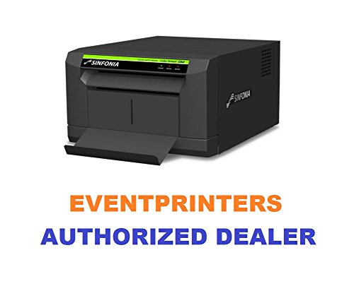 Sinfonia Color Stream CS2 Photo Printer - WITH 3 YEAR WARRANTY INCLUDED!