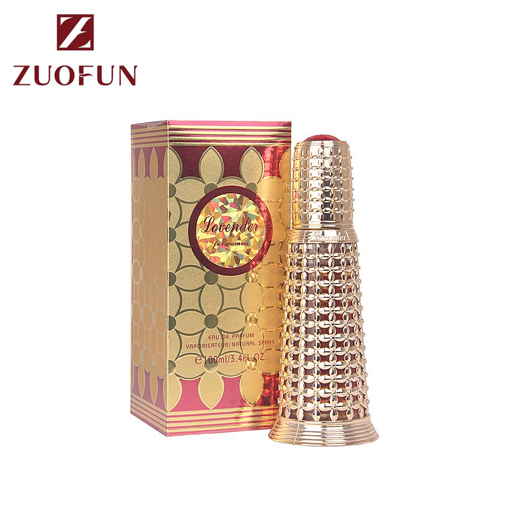 ZuoFun 人気工場格安 Oem ODM OBM 100 ミリリットルアラビアグッドガール香水 Mujer でボトル