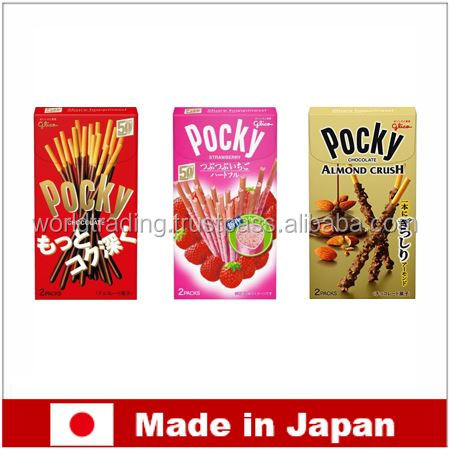 Best-selling and Popular japanese food Pocky made in Japan