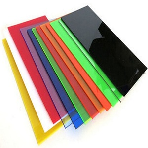 High Quality Custom Different Color Acrylic/PMMA Plastic Sheet