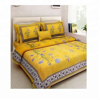 Home Bedding Durable 100 Cotton Whole Bed Sheets