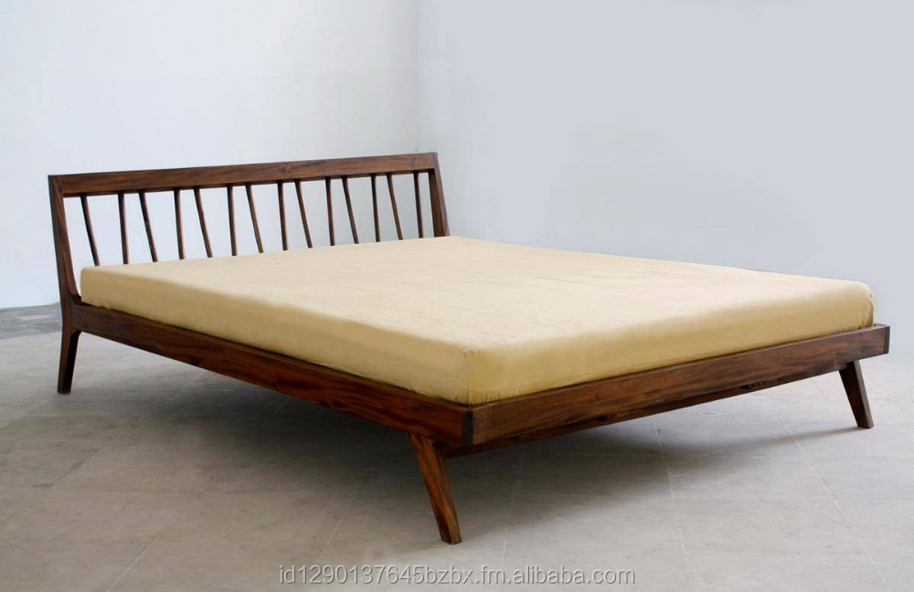 newest f3e95 cfa58 Hot Sale Cheap Wooden Teak Scandinavian Bed Frame Furniture - Buy  Scandinavian Bed Frame Product on Alibaba.com