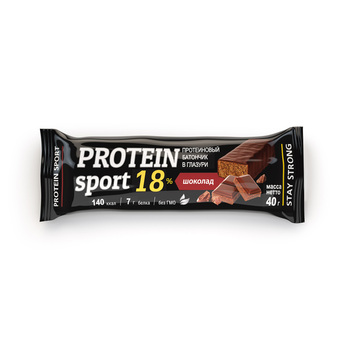 Energy Protein Bar Chocolate 40 g