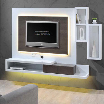 New Design Solid Wooden Tv Cabinet