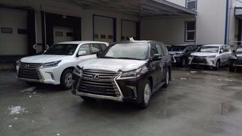 2017 Model Lexus Lx450 Diesel A/t - Buy Lexus Lx450,New Lexus Lx450,Buy New  Lexus Lx450 Product on Alibaba com