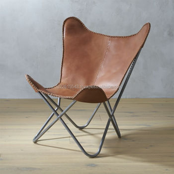 Hardoy Butterfly Chair - Buy Leather Butterfly Chair,Replica ...
