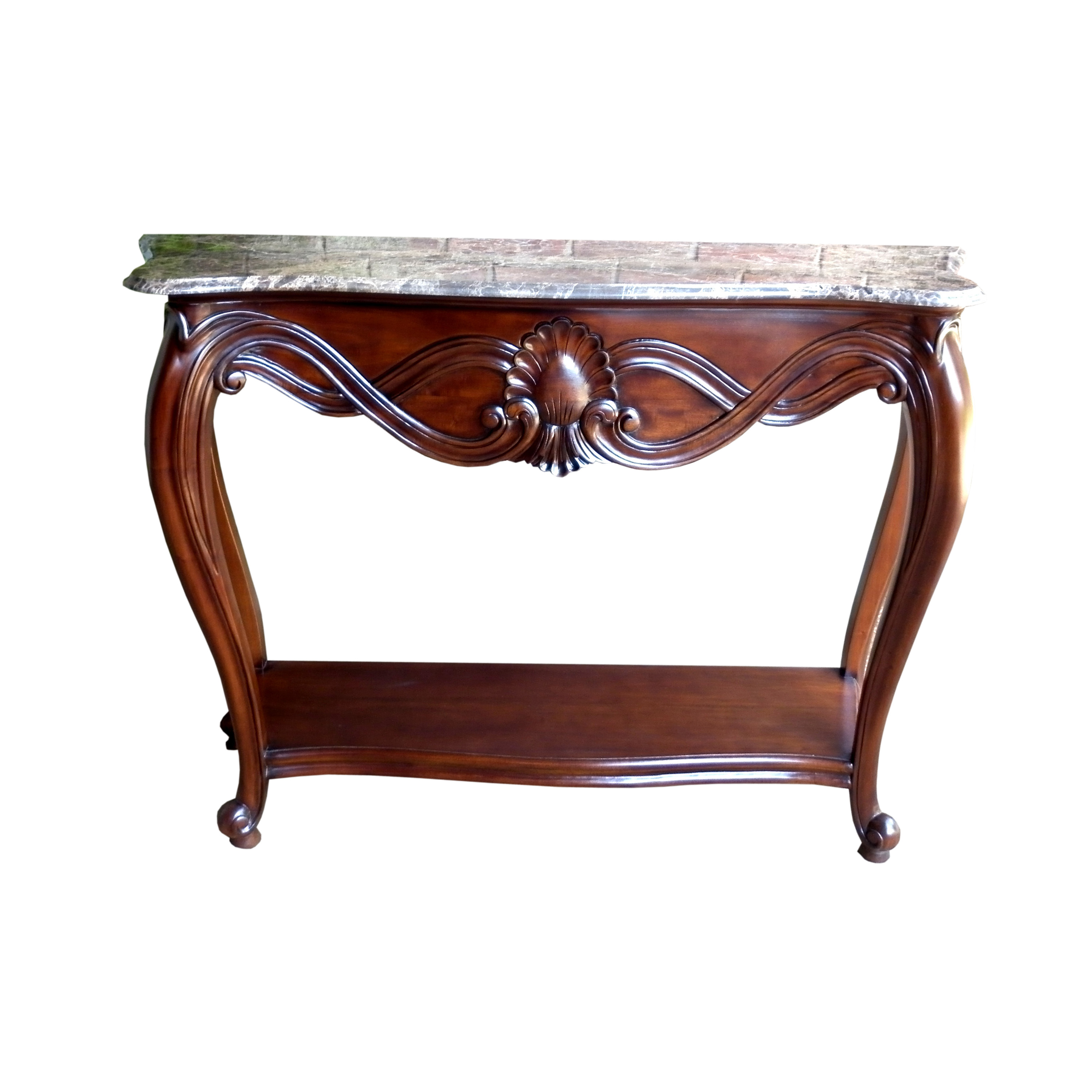 Home Furniture Classic Mahogany Console Table With Marble Top Mahogany Furniture Living Room Indonesia Buy Furniture Living Room Furniture Console