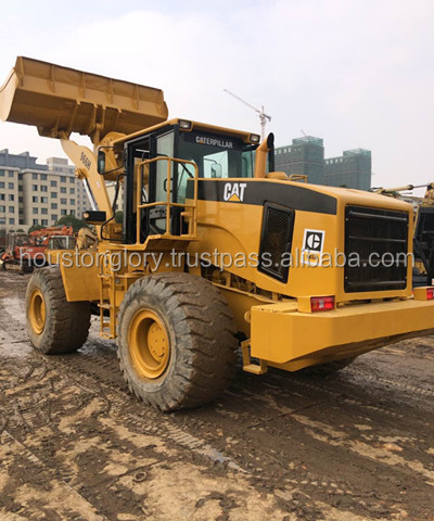 Used wheel loader 966h, and caterpillar 966f,966d,966e,966g,980h,980g for sale