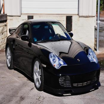 2005 Porsche 911 Turbo S Coupe 6-Speed