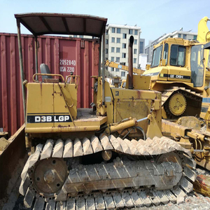 D3B used cat dozer/catpilar secondhand D3B bulldozer/used cat crawler  bulldozer D3