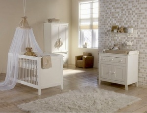 white baby cot/adult baby cot furniture / cheap baby cot furniture