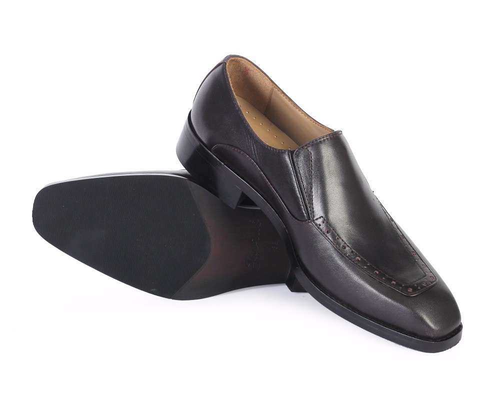 Vietnam for handmade men 24249 shoes LEATHER RYrRqxTwF