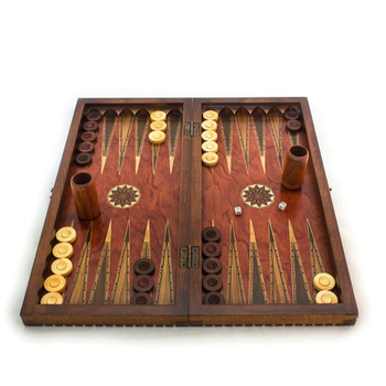 Elegant Series Backgammon,Wood...