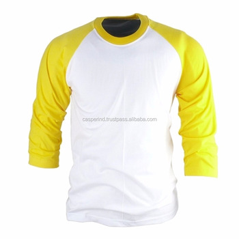 moderate cost great quality good looking Hot Selling Customized Bulk Cheap High-quality Simply Basic Two Color  Yellow/white T-shirts - Buy Colorful Striped T-shirt,T-shirt Assorted ...