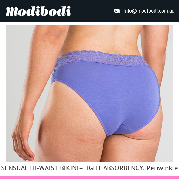 New Design Women Period Safety Underwear Panties Menstrual Panties