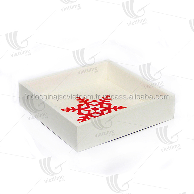 High quality lacquerware/ lacquer bamboo tray made in Vietnam