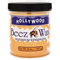 Hollywood Beez Wax for Dreadlocks, Twists, Braids, Bantu Curls, Hair Buds, Sideburns, Edges