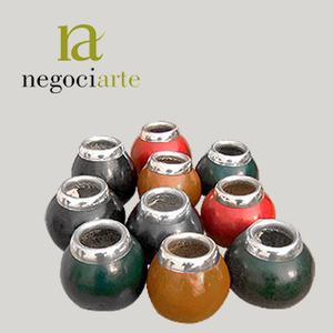 Mate Argentino Medium. Different colors