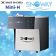 2018 NEW!! SNOWAY Mini-H Snow Ice flake bingsu Machine(Sulbing Machine), Korean Ice cream machine, Made in Korea