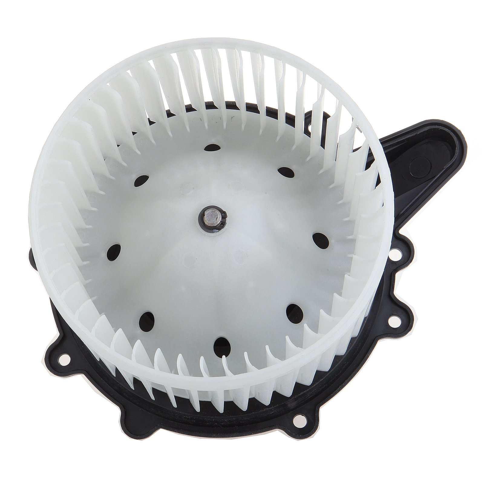 HVAC Motors Replacement ABS plastic Heater Blower Motor w/ Fan Cage ECCPP Heater Fan Control Engine Cooling & Climate Control Front for 1997-2002 Ford Expedition /2002-2005 Ford Explorer