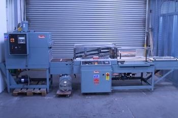 shanklin a27a l heat sealer shrink wrapper with shanklin 400 series rh alibaba com Shanklin Machinery Shanklin Machinery